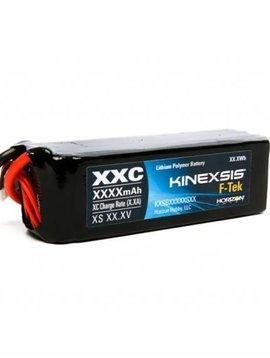 kxs F-Tek 2400mAh 2S 7.4V 30C LiPo EC3 (KXSB24002S30)