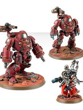 Citadel 59-16 Adeptus Mechanicus Kastelan Robots