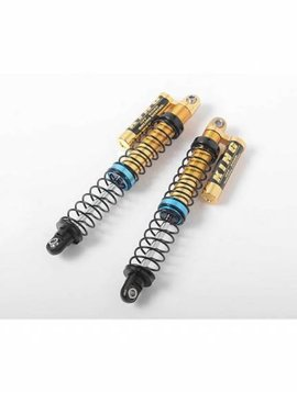 RC4 King Off Road LTD GOLD Piggyback Shocks 110mm
