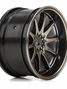Vattera VTR43036 Wheel RR Volk Racing CE28N 54x30mm Gun Metal(2)