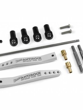 vps VPS08301 Sway Bar V2 Clear Anodized Currie Antirock Yet