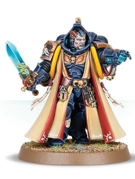 Citadel 48-63 Space Marines Primaris Librarian