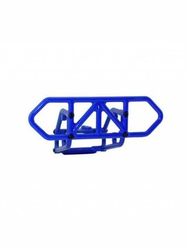 RPM 80125 Rear Bumper Blue Slash 4x4