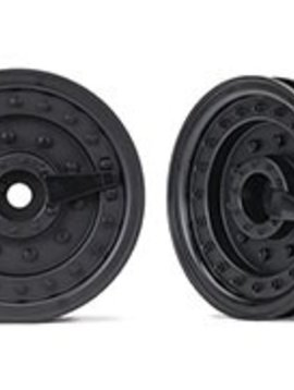Traxxas TRA8268 Wheels, Tactical 1.9 (2)