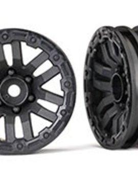 Traxxas 8271 Wheels, TRX-4 1.9 (2)