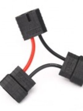 Traxxas TRA3063X Wire Harness; Series Battery Connection TRA