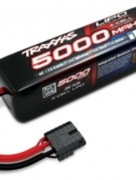 Traxxas TRA2889X  5000mAh 14.8v 4-Cell 25C LiPo Battery