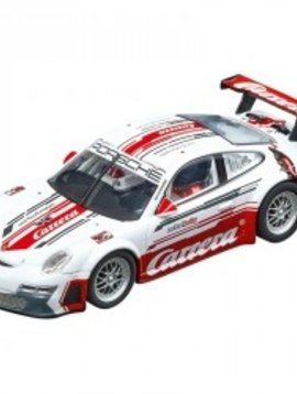 "carrera 30828 Porsche 911 GT3 RSR Lechner Racing ""Carrera Race Taxi"", Digital 132 w/Lights"