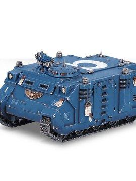 Citadel Space Marine Rhino 48-12 40k