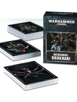 Citadel Data Cards: Drukhari 45-02-60 40k