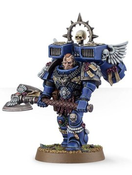 Citadel Space Marines Captain Lord Executioner