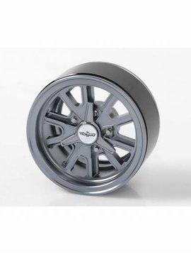 "RC4WD RC4ZQ0091 Shelby 1.9"" Single Beadlock Wheel (4)"