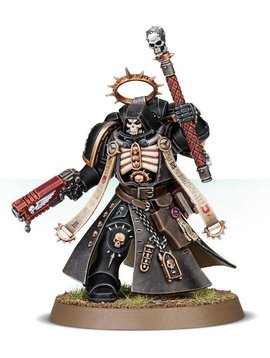 Citadel Space Marines Primaris Chaplain 48-62  40k