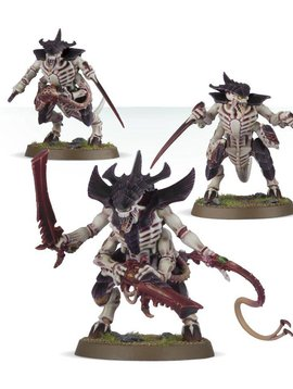 Citadel Tyranid Warriors 51-18 40k