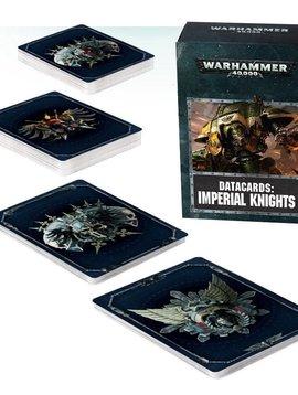 Citadel Datacards: Imperial Knights  40k