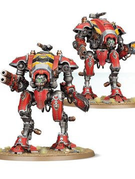Citadel Imperial Knights Armiger Warglaives