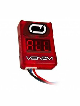 Venom VNR0644 Low Voltage Monitor - 2-8S
