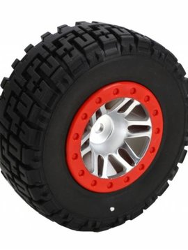Dynamite DYN5116 SpeedTreads Breakaway SC tires MNTD: SLH Front