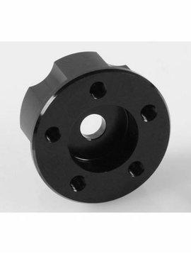 """RC4WD RC4ZS1276 1.9""""/2.2"""" 5 Lug Steel Wheel Hex Hub +6 Offset"""