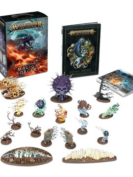 Citadel Age Of Sigmar Malign Sorcery Battle Magic Expansion