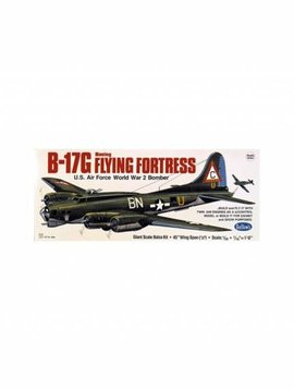 Guilows GUI2002 Giant Scale WWII Model B17-G Flying Fortress