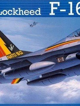 RMX RMX04612 1/72 Scale Lockheed F-16 MLu Model Kit