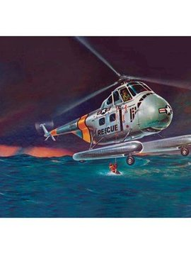RMX 855331 1/48 H-19 Rescue Helicopter