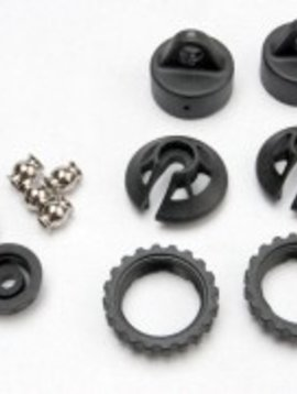 Traxxas TRA5465 GTR Shock Caps and Spring Retainers