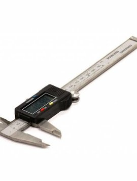 INT INTC23845 Digital Caliper w/ LCD Display mm/inch
