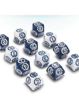 Citadel Age of Sigmar Wound Counters 65-15