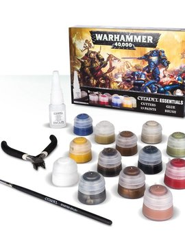 Citadel Warhammer 40,000 Essentials Set