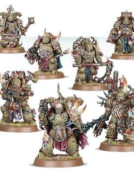 Citadel Death Guard Plague Marines 43-55 40k