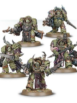 Citadel Death Guard Blightlord Terminators 43-51