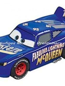 carrera 30859 Fabulous Lightning McQueen - Blue, Digital 132