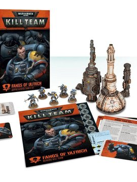 Citadel Kill Team: Fangs of ULFRICH (English) Warhammer 40k