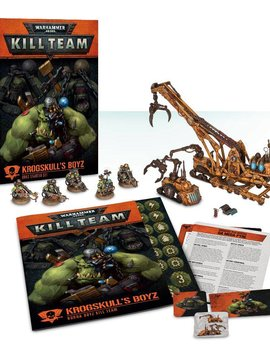 Citadel Kill Team: KROGSKULL'S BOYZ (English) Warhammer 40k