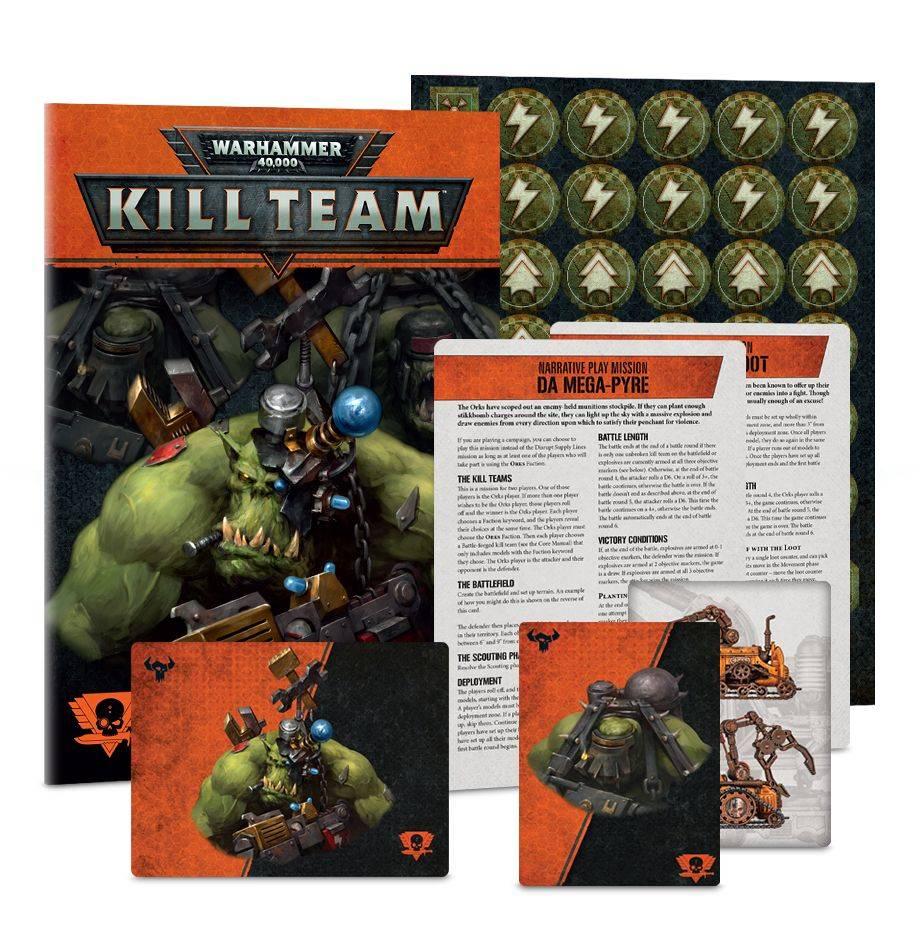 Kill Team: KROGSKULL'S BOYZ (English) Warhammer 40k