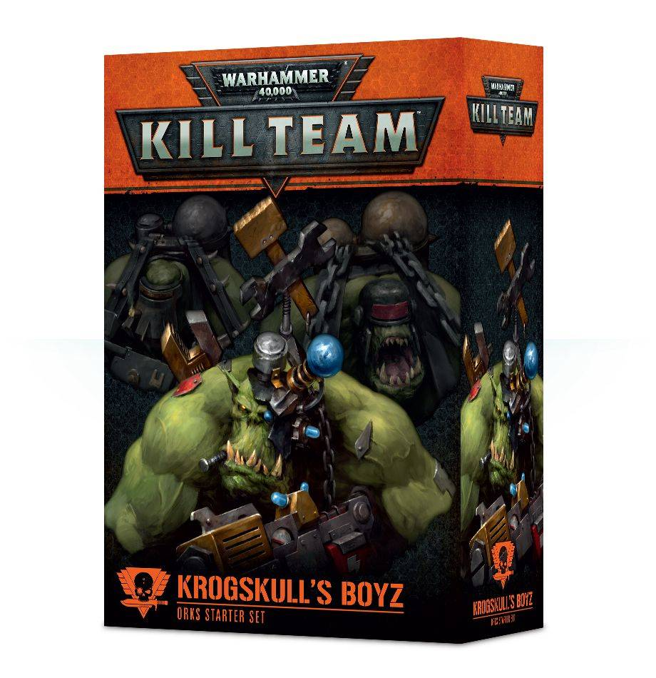 Kill Team: KROGSKULL'S BOYZ (English) Warhammer 40k