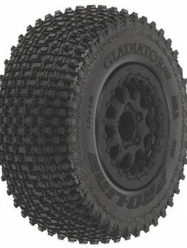 Proline PRO1169-13 Gladiator SC 2.2,3.0 M2 Mnt Renegade Whl, Blk:SLH