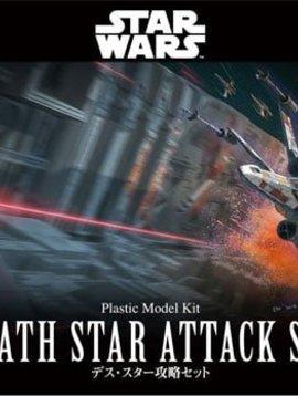 BAN BAN230343 Death Star Attack Set Plastic Model Kit