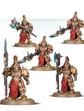Citadel Adeptus Custodes: Custodian Wardens