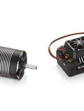 Hobbywing MAX10 SCT ESC Combo 2S -4S W/ 3660SL 3200KV Sensorless Motor