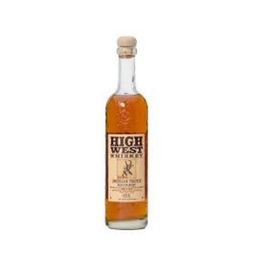 High West Bourbon Whiskey 'American Prairie', Park City, Utah (750ml)