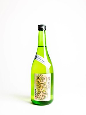 Kidoizumi Shuzo Yamahai Junmai Muroka Namagenshu NAMA Sake 'Fragrant Jewel' Kidoizumi Shuzo, Chiba, Japan (720ml)