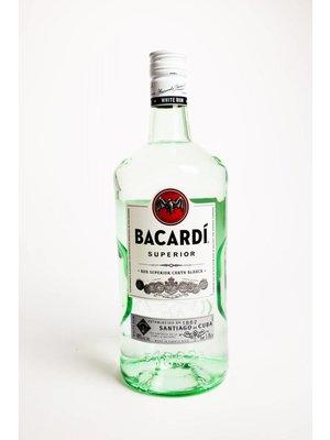 Bacardi Rum 'Superior', Puerto Rico (1750ml)