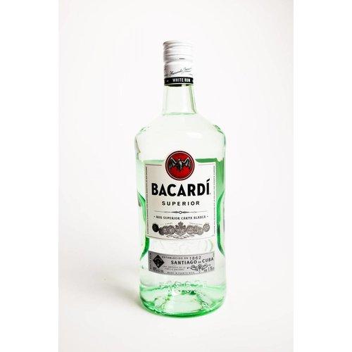 Bacardi Rum 'Superior', Puerto Rico (750ml)