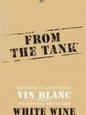 Domaine de la Patience, 'From the Tank,' Chardonnay, Coteaux du Pont du Gard, France, 3L