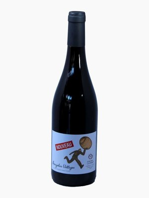 Karim Vionnet Beaujolais Villages Nouveau 2019, Morgon, France (750ml)