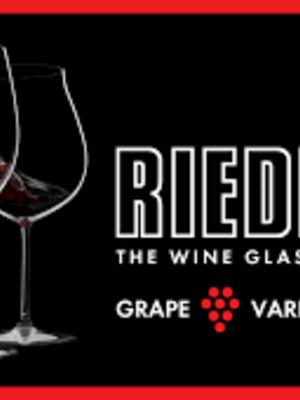 Riedel Vinum Crystal Wine Glasses 'Chardonnay' (x2)