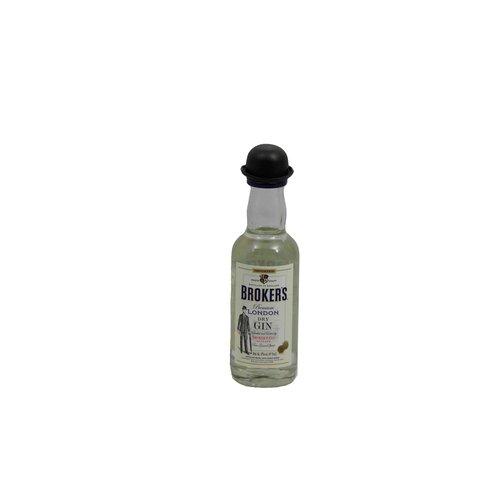 Broker's London Dry Gin, London, England (50ml)
